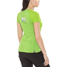 Karpos Moved - Camiseta manga corta Mujer - verde